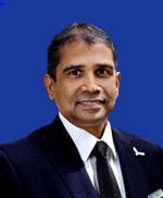 Dorai Raj Kolandapayan - Director of Finance & Admin